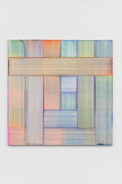 Bernard Frize, 'Curl', 2019