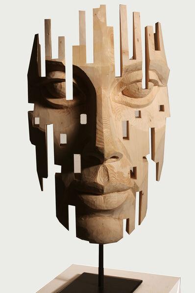 Nogueira Lopes, 'Rosto de Mulher', 2020