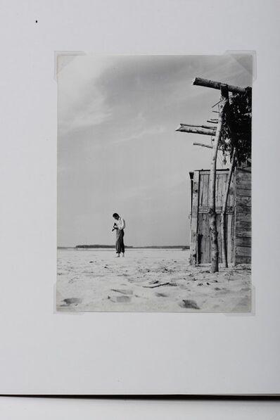 Gualberto Davolio Marani, 'L' istantanea e Obiettivo sulla capanna'
