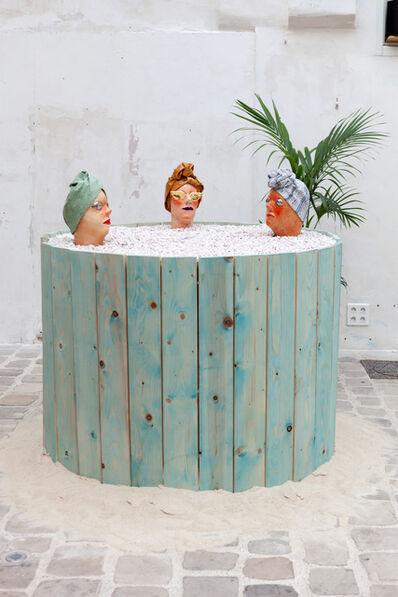 Agathe Brahami-Ferron, 'Bath (2)', 2019