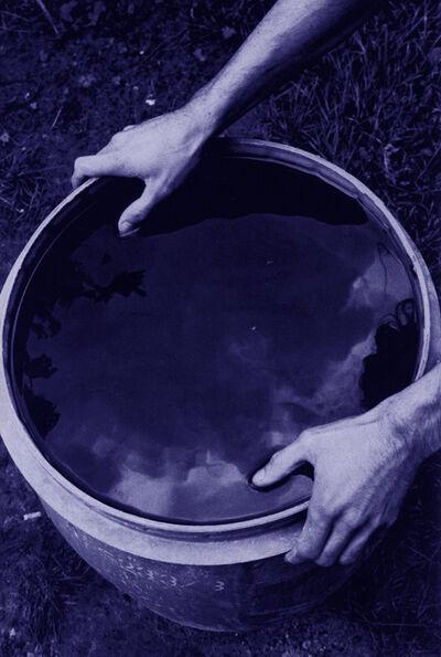 Michel François, 'Untitled (Seau Bleu)', 2005