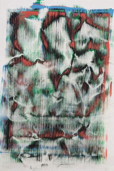 Sergio Barrera, 'Antigesture (rhizomes). P20', 2019