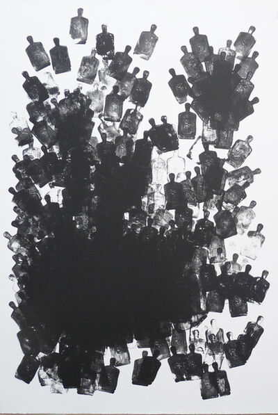 Mitchell Squire, 'Gladiators', 2013