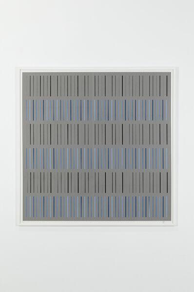 Jesús Rafael Soto, 'Vibration, 105/125', 1982