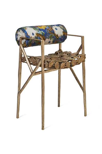 Gregory Nangle, 'Lowback Leaf Dining Chair', 2021