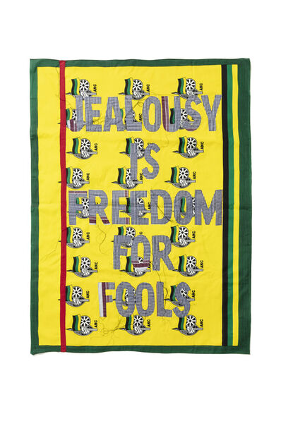 Lawrence Lemaoana, 'Jealousy is Freedom for Fools', 2019