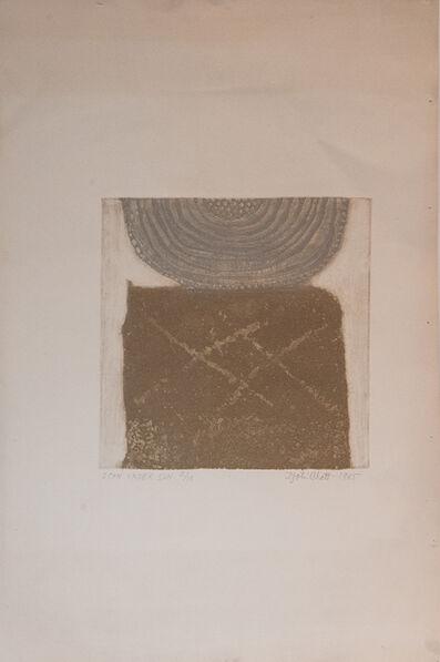 Jyoti Bhatt, 'Icon Under Sun', 1965