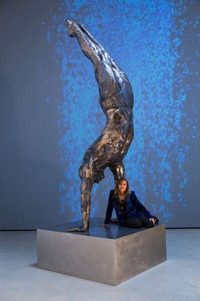 Carole A. Feuerman, 'Beyond the Golden Mean, 2014', 2014