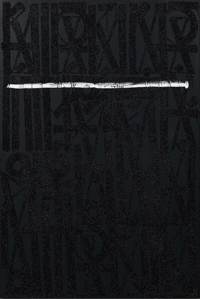 RETNA, 'Black Ball Ya White ', 2016