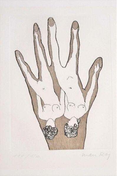 Man Ray, 'Electro-magie', 1972