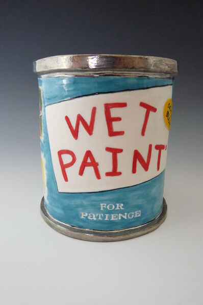 Gena Fowler, 'Wet Paint (For Patience)', 2016