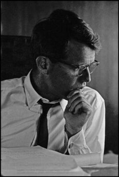 Cornell Capa, 'RFK', 1960