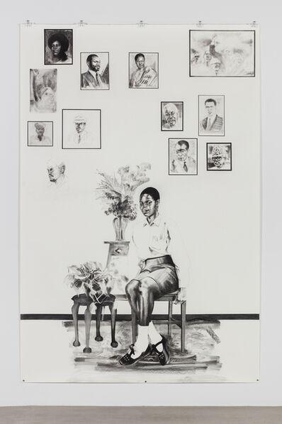 Meleko Mokgosi, 'Untitled', 2016