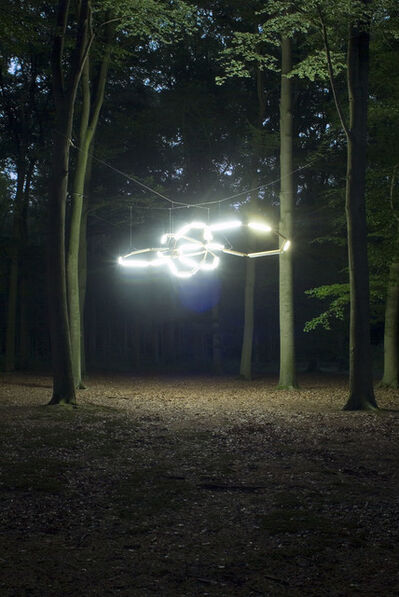 Björn Dahlem, 'M-Spheres (Resurrection Cave)', 2009