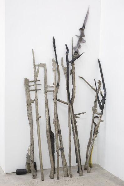 Nick van Woert, 'These are Weapons I', 2017