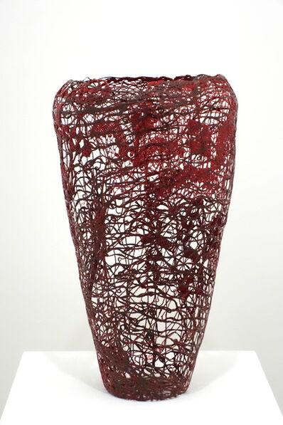 Gjertrud Hals, 'ERO, Red', 2019