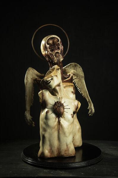 Emil Melmoth, 'Death & The Maiden', 2018
