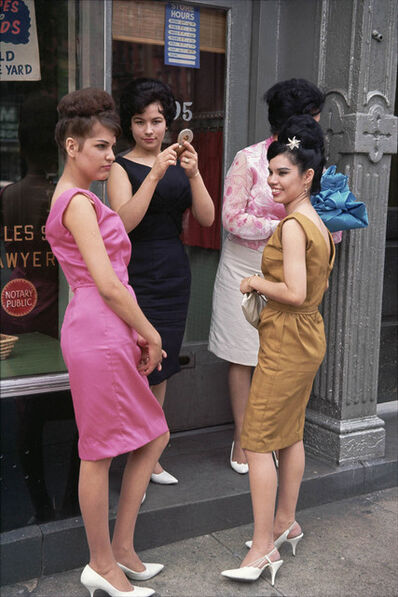 Joel Meyerowitz, 'New York City', 1963