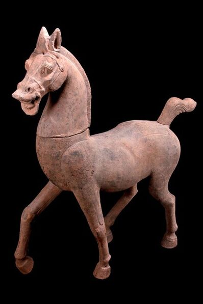 Han Dynasty, 'Monumental Terracotta Horse – TL Tested', 206 BCE-220
