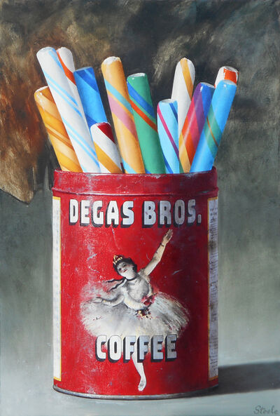 Ben Steele, 'Degas Bros. Coffee', 2019