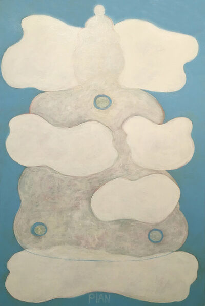 Richard Pian, 'Floating Buddah', 2019