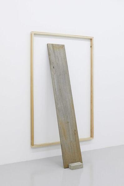 Kishio Suga 菅木志雄, 'Law of Existence', 2017