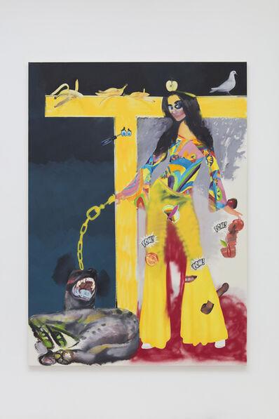 Alessandro Pessoli, 'Eva (Maddalena) ', 2019