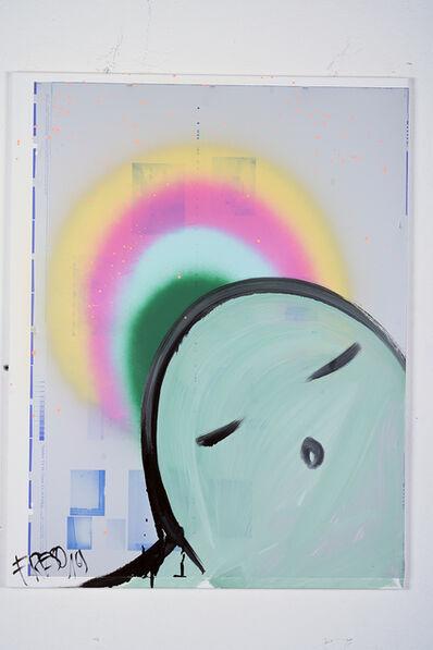 Viktor Freso, 'Overhead (only me)', 2019