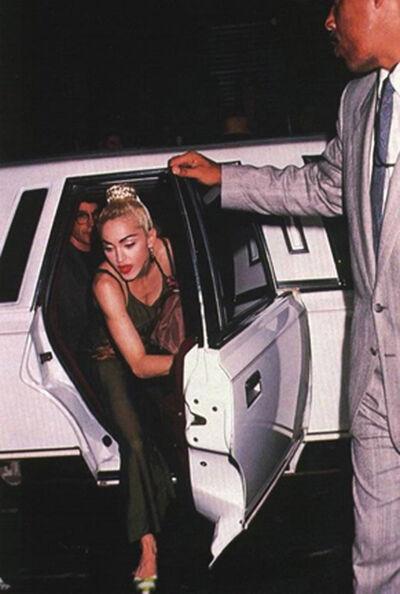 Ron Galella, 'Madonna, The Palace, New York', 1990