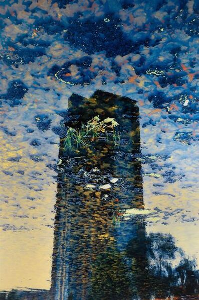 Han Bing, 'Tower: Urban Amber', 2007