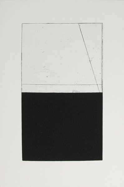 Brice Marden, 'Adriatics 2/3', 1973