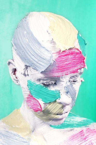 Sophie Derrick, 'The Space Between - Viridian V1', 2019
