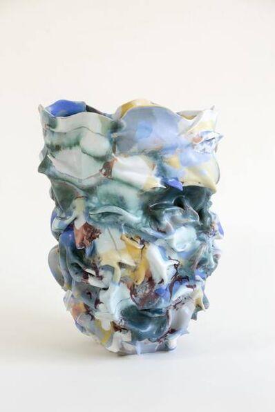 Babs Haenen, 'La Femme au Chapeau', 2017
