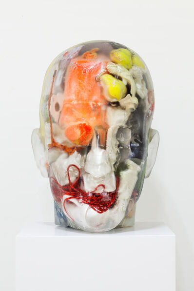 Richard Dupont, 'Collection Head 10,', 2010