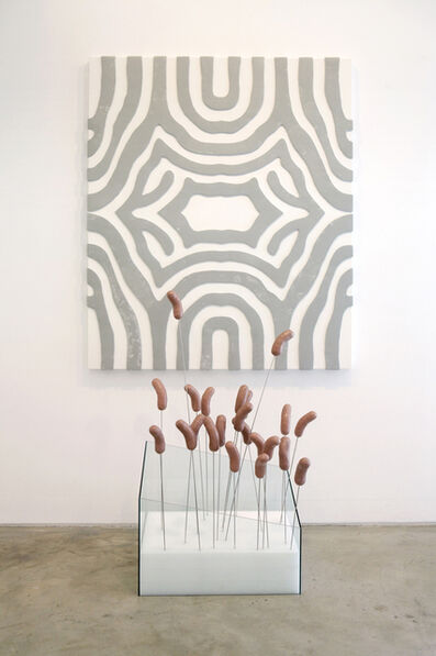 Michael Joo, 'Axis (Africanized Wurst)', 2008