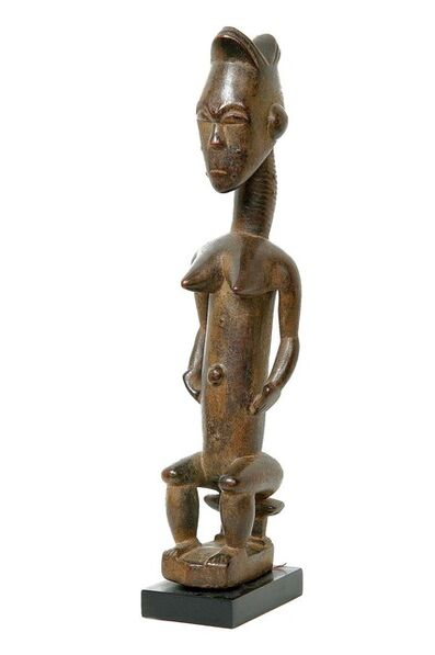 Unknown African, 'Diviner's Wood Figure', n/a