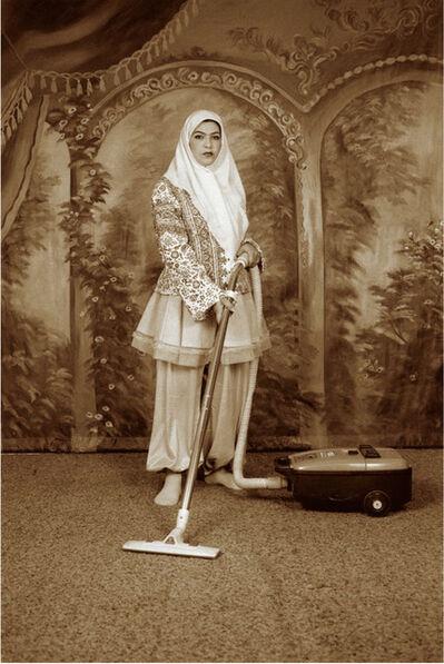 Shadi Ghadirian, 'Untitled (From the Qajar Series)', 1998-1999