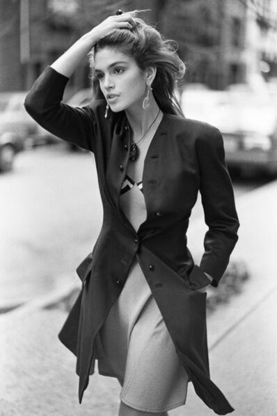 Arthur Elgort, 'Cindy Crawford, New York City, Vogue', 1987