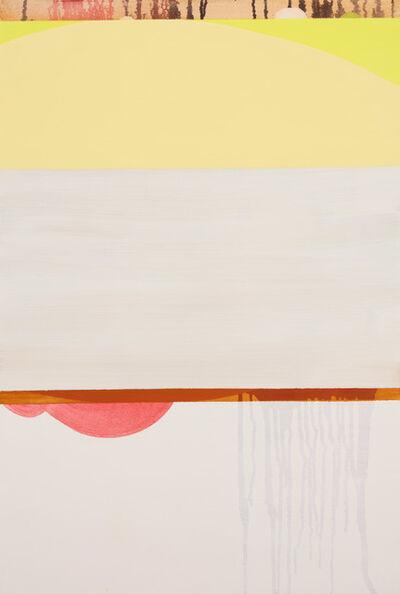 Sarah Hinckley, 'Yellow Moon 1', 2020
