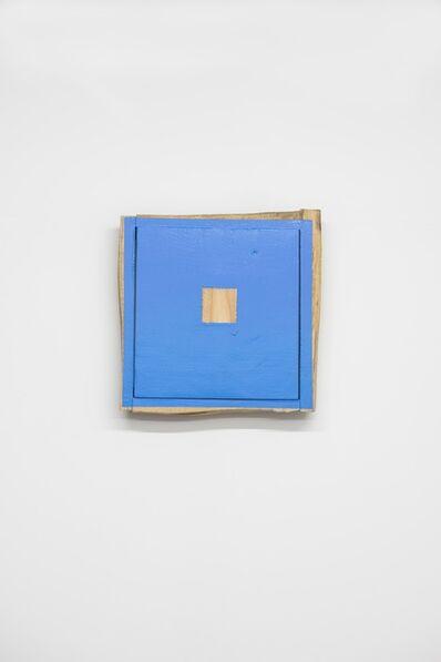 Kishio Suga 菅木志雄, '四つの木の間', 2000