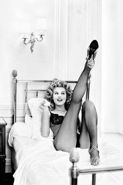 Pamela Hanson, 'Eva, German Marie Claire, Paris', 1991