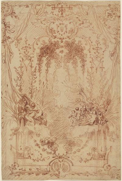 Jean-Antoine Watteau, 'The Bower', ca. 1716