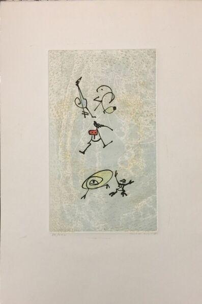 Max Ernst, 'Untitled', 1971