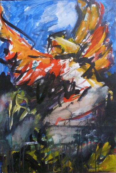 Maurice Cockrill, 'Bird in Flight', 1979