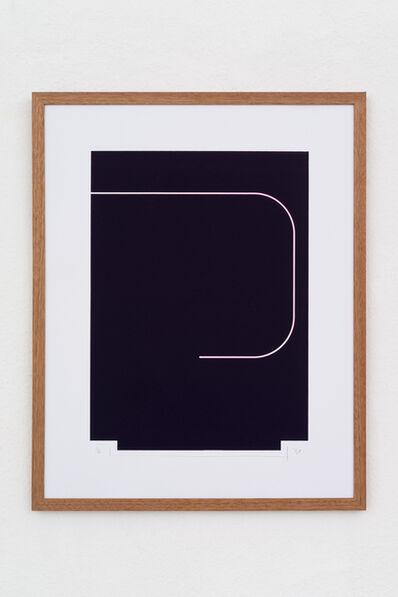 Nina Laaf, 'Siebdruck III', 2021