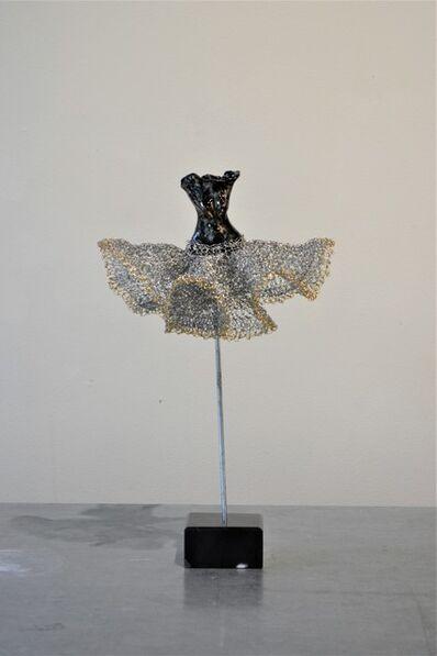 Estella Fransbergen, 'High Fired Crochet Skirt', 2019