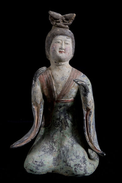 Tang Dynasty, 'Tang Dynasty Expressive Imperial Court Singer – TL Tested', 618-907