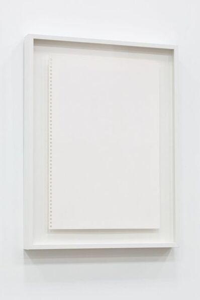 Lai Chin-Sheng 賴志盛, 'Drawing paper ', 2016