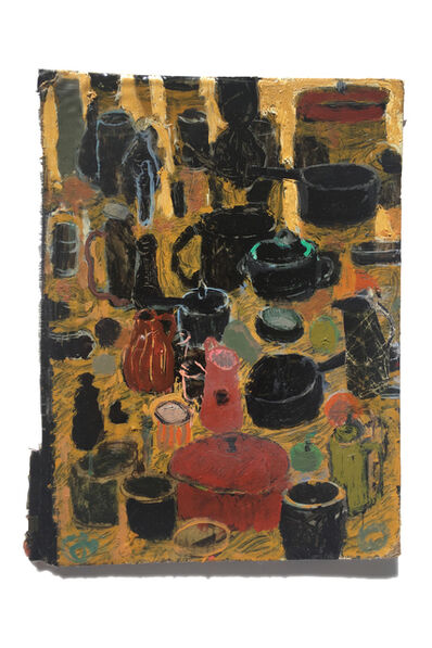 Andrew Cranston, 'Still life with Pots and Pans', 2020