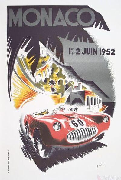 B. Minne, 'Monaco Grand Prix 1952', 1985